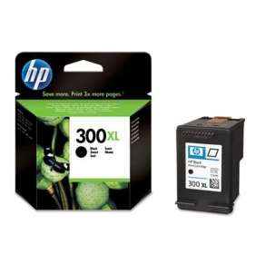 HP 300XL Black Ink Cart, 12 ml, CC641EE