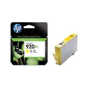 HP 920XL Yellow Officejet Ink Cartr.