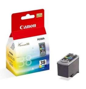 Canon BJ CARTRIDGE color CL-38 (CL38) - BLISTER SEC
