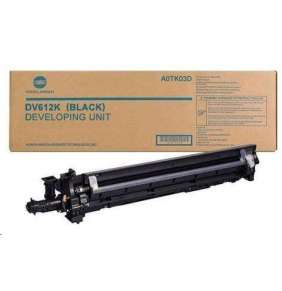 Minolta Vývojnice DV-612K černá do bizhub C552, C652 (1,14M)