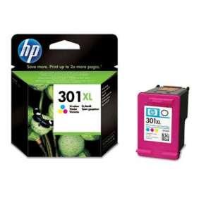 HP náplň č. 301XL farebná