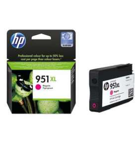 HP náplň č. 951XL  purpurová (1.500str)
