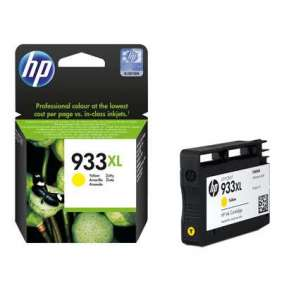 HP 933XL Yellow Ink Cart, 8,5 ml, CN056AE