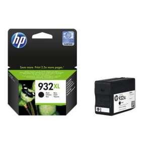 HP 932XL Black Ink Cart, 22,5 ml, CN053AE