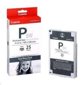 Canon E-P25BW papír (10x15 cm) 25 ks