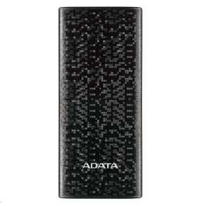 ADATA P10000 Power Bank, 10000mAh, black