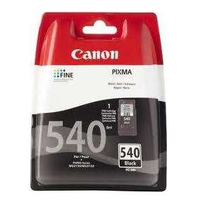 Canon BJ CARTRIDGE  PG-540 BL EUR BLISTER  SEC