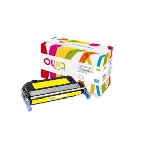 OWA Armor toner pre HP Color Laserjet 4700, 15000 strán, Q5952A JUMBO, žltá/yellow