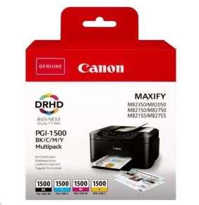 Canon cartridge INK PGI-1500 BK/C/M/Y MULTI