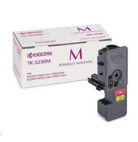 Kyocera toner TK-5230M, pro M5521cdn/cdw, P5021cdn/cdw, purpurový, 2200 stran
