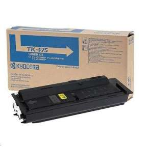 Kyocera toner TK-475/ FS-6025/ 6025/ 6030/ 15000 stránek/ Černý