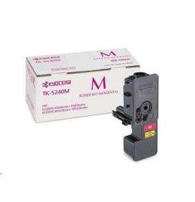 Kyocera toner TK-5240M/M5526cdn cdw, P5026cdn cdw/ 3 000 stran/ purpurový