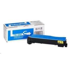 Kyocera toner TK-550C/ FS-C5200DN/ 6000 stran / azurový