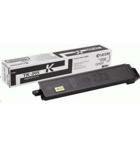 Kyocera toner TK-895K/ FS-802x/ 12 000 stran/ černý