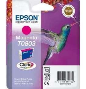 "EPSON Ink bar Singlepack Magenta ""Kolibřík"" R265/R285/R360/RX560/RX585"