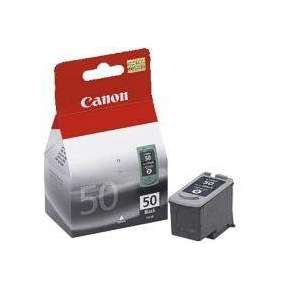 Canon BJ CARTRIDGE black PG-50 (PG50)  BLISTER SEC