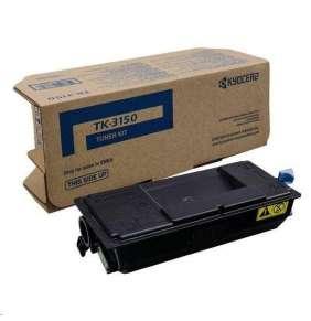 Kyocera toner TK-3150/ ECOSYS M3540idn, M3040idn/ 14 500 stran/ černý