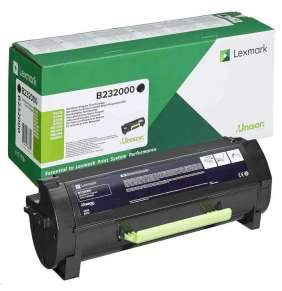 B/MB 23x,24x,25x,26x Return Program Toner Cartridge B232000 - 3 000 str.