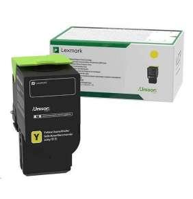 C/MC/ 24x,25x,26x Yellow Return Program Toner Cartridge C232HY0 - 2300str.
