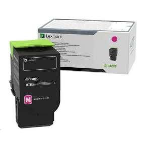 Lexmark purpurový Extra High capacity toner C240X30 pro C2425dw, C2535dw, MC2425adw, MC2535adwe, MC2640adwe - 3 500 str