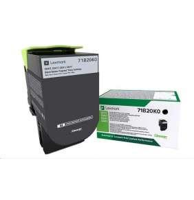 B/MB/ 2865,2770 Return Program Toner Cartridge black B282X00 - 30 000str.