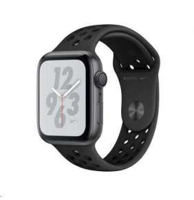 Watch Nike+, S4, 44mm, Sp Grey/Ant+Black Nike Band