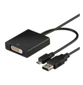 PremiumCord Adapter microUSB/HDTV MHL - DVI