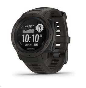 GARMIN GPS chytré hodinky Instinct Black Optic