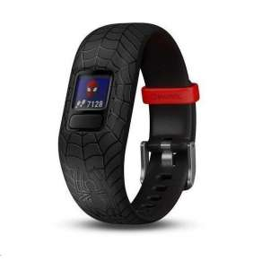Garmin monitorovací náramek vívofit junior2 Disney Spider-Man, Black