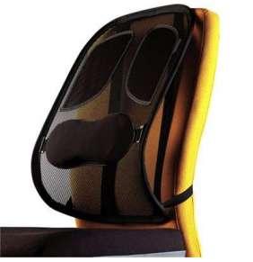 FELLOWES zádová opěrka na židli Profesional síťovaná