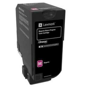 LEXMARK toner CS720, CS725, CX725 Magenta Return Programme Toner Cartridge
