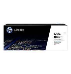HP 658A Black LaserJet Toner Cartridge