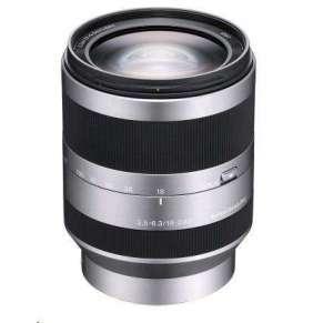 Sony objektiv SEL-18200, 18-200mm pro NEX