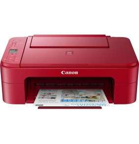 Canon PIXMA TS3352 - PSC/Wi-Fi/AP/4800x1200/PictBridge/USB red