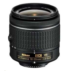 NIKON 18-55mm f/3.5-5.6G AF-P DX VR