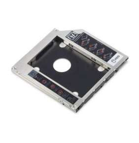Digitus 2nd SSD/HDD Caddy SATA to SATA III Supports 2.5 SSD or HDD with SATA I-III, 129x128x9,5 mm