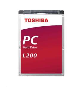 "TOSHIBA HDD L200 Laptop PC (SMR) 2TB, SATA III, 5400 rpm, 128MB cache, 2,5"", 9,5mm, RETAIL"