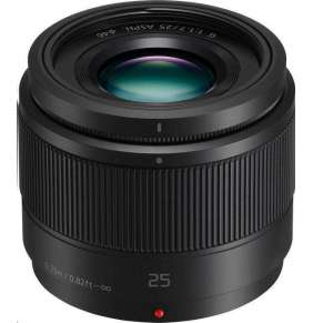 Panasonic LUMIX G 25mm F1,7 ASPH. - black