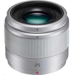 Panasonic LUMIX G 25mm F1,7 ASPH. - silver