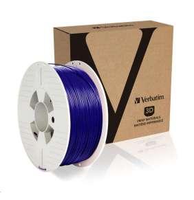 VERBATIM 3D Printer Filament PLA 1,75mm 1kg blue (55269)