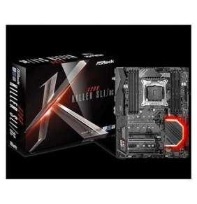 Asrock X299 Killer SLI, 8xDDR4, 3x Ultra M.2, Lan, 2066, ATX