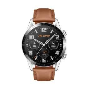 Huawei Watch GT 2, 46 mm, hnědá