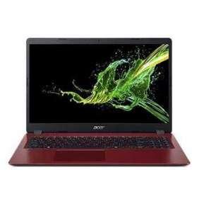 """Acer Aspire 3 - 15,6""""/i3-7020U/4G/256SSD/W10 červený"""