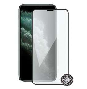Screenshield APPLE iPhone 11 Pro Max Tempered Glass protection (full COVER black)