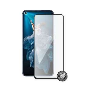Screenshield HUAWEI Honor 20 Tempered Glass protection (full COVER black)