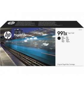 HP 991X High Yield Black Original PageWide Cartridge (M0K02AE)