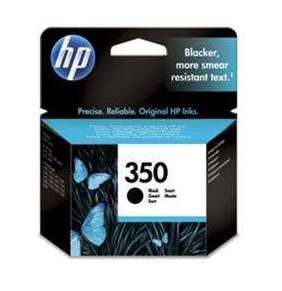 HP 350 Black Original Ink Cartridge
