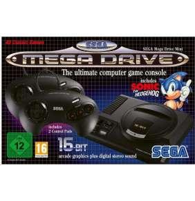 Sega Mega Drive Mini - retro herní konzole