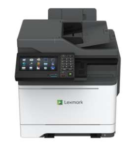 LEXMARK MFP iskárna CX625ade A4 COLOR LASER, 38ppm,  USB, duplex, dotykový LCD