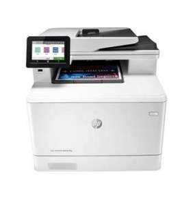 HP Color LaserJet Pro MFP M479fdw (A4, 27/27ppm, USB 2.0, Ethernet, Print/Scan/Copy/Fax, Duplex) - náhrada za M477fdw